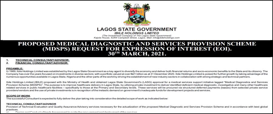 Lagos-state-government-proposed-medical-diagnostic-and-services-provision-scheme(MDSPS)-3